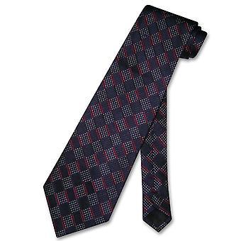 Cravatta 100% seta cravatta linea Dots Pattern Design maschile