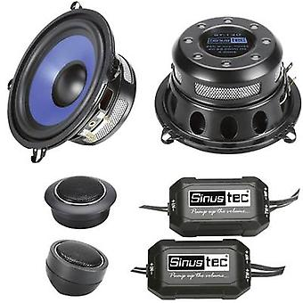 2 way flush mount speaker set 250 W Sinustec ST-130