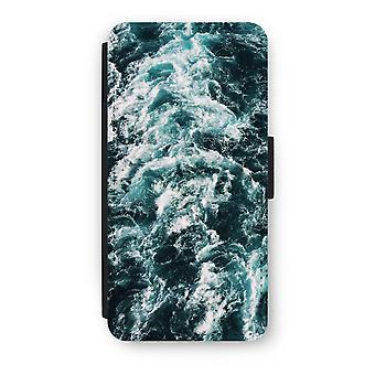 iPhone 6/6S Plus Flip Case - Ocean bølge