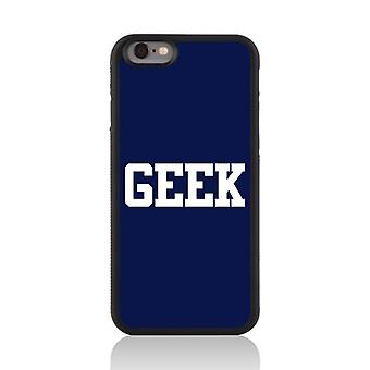 Call Candy Apple iPhone 7 Geek 2D Printed Case