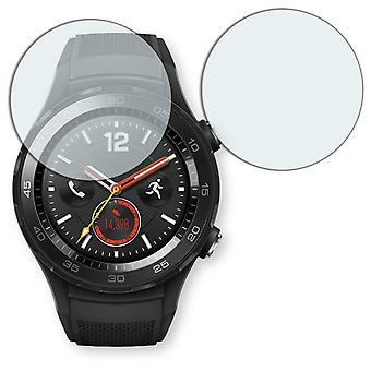 Huawei Watch 2 screen protector - Golebo crystal clear protection film