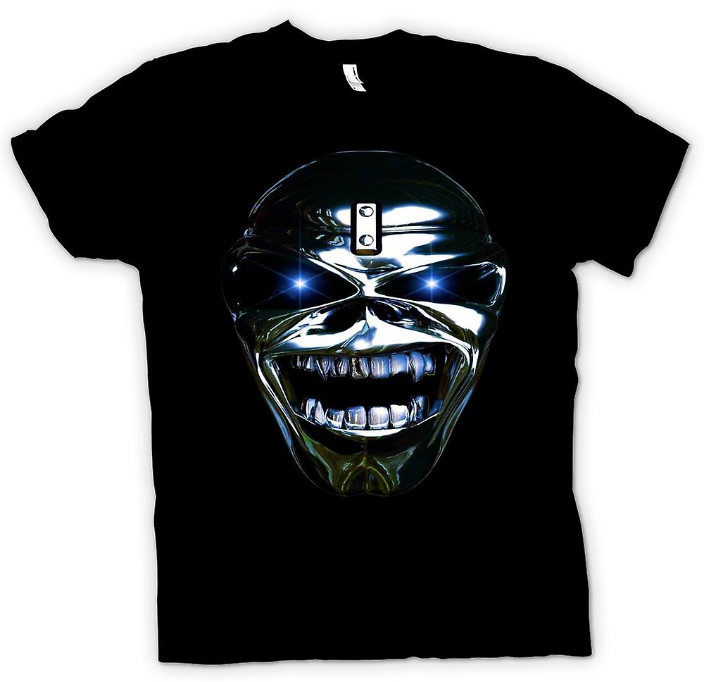 Femmes T-shirt - Iron Maiden - Eddie Head