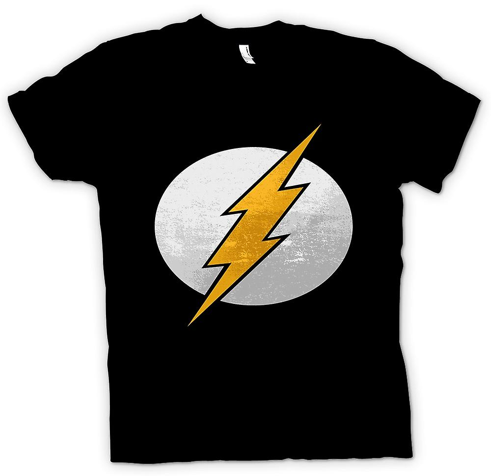 Kids T-shirt - The Flash Logo - Cool