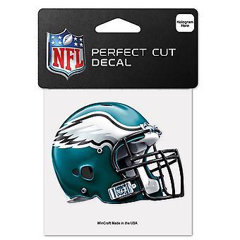 Wincraft helmet sticker 10x10cm - NFL Philadelphia Eagles