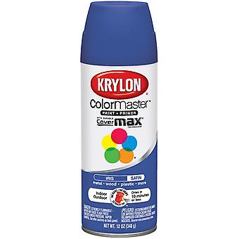 Colormaster Indoor/Outdoor Aerosol Paint 12oz-Satin Iris