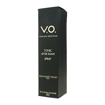 Jean-Marc Sinan 'V.O. Version Original' Tonic After Shave Spray 5oz/150ml In box