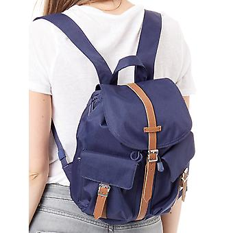 Herschel Peacoat-Tan Synthetic Leather Dawson XS - 13 Litre Womens Backpack