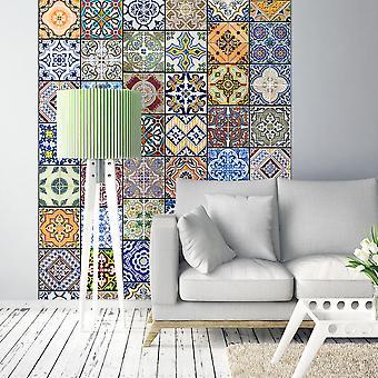 Fotomural - Mosaico colorido