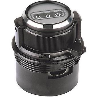 Control mando digital negro Mentor 6622.1000