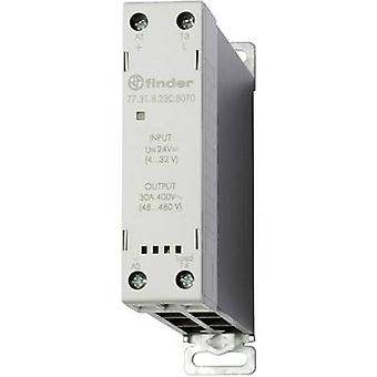 Finder SSR 1 PC('s) 77.31.8.230.8070 huidige belasting (max.): 30 A schakelen spanning (max.): 480 V AC nul kruising