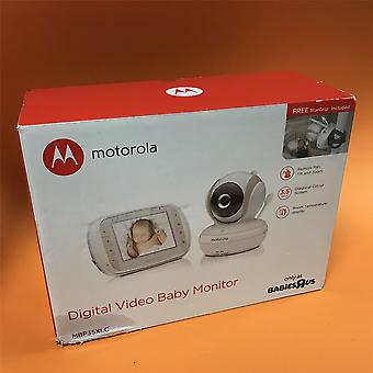 NYA Motorola MBP35XLC Digital Video Baby 3,5 '' LCD bildskärm
