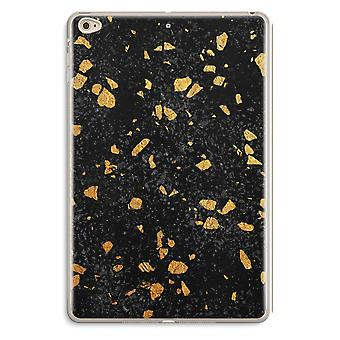 iPad Mini 4 transparante Case (Soft) - Terrazzo N ° 7