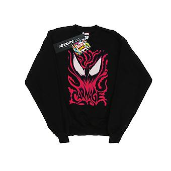 Marvel Boys Venom Carnage Sweatshirt