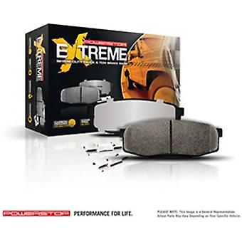 Power Stop Z36-1268 Front Z36 Truck and Tow Brake Pads