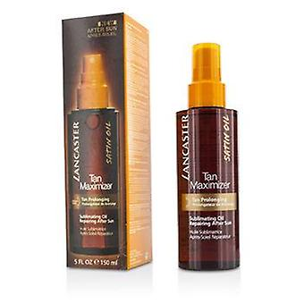 Tan Maximizer Sublimating Oil Repairing After Sun - 150ml/5oz