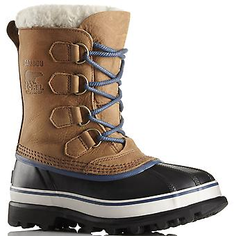 Womens Sorel Caribou WL Winter Snow Waterproof Hiking Fur Lined Boots