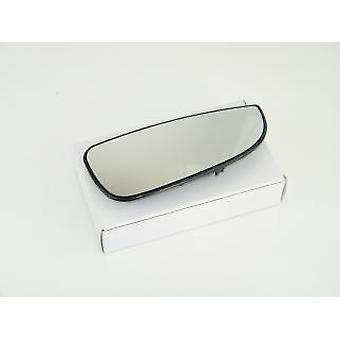 Recht Dodehoek spiegelglas (verwarmd) & houder voor FIAT DUCATO Bus 2006-2017
