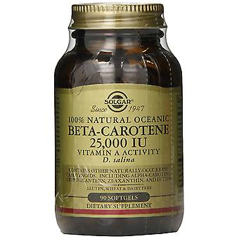 Solgar Solgar Oceanic betakaroten 25 000 IE Softgels 90 ct