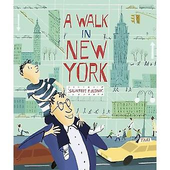 サルヴァトーレ ・ Rubbino - サルヴァトーレ ・ Rubbino - 9781406 ニューヨークの散歩