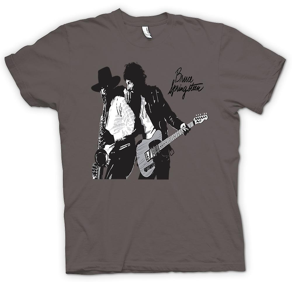 T-shirt-Bruce Springsteen Born To Run