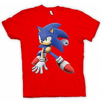 Kids T-shirt - Sonic The Hedgehog - Gamer