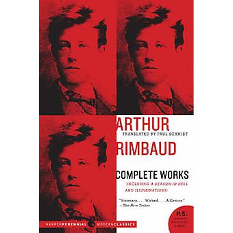 Arthur Rimbaud - Complete Works by Arthur Rimbaud - 9780061561771 Book