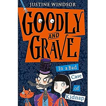 Goodly and Grave in A Bad Case of Kidnap - Goodly and Grave 1