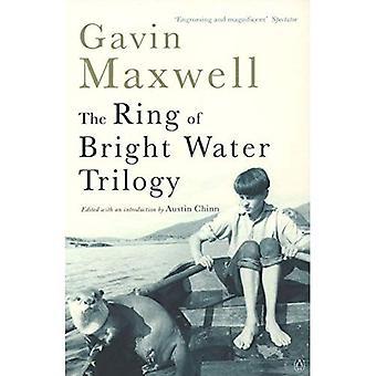 Ring af lyse vand trilogien: Ring af lyse vand; klipperne forblive; Raven søge din bror