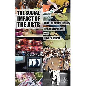 Wpływ społeczny sztuka: intelektualną historią