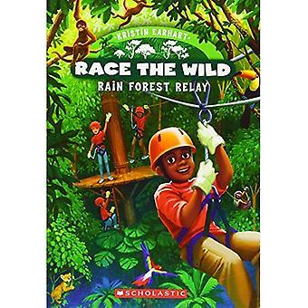 Race voor de Wild #1: regenwoud Relay