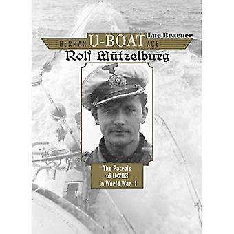 Deutsche u-Boot-Ace Rolf Motzelburg