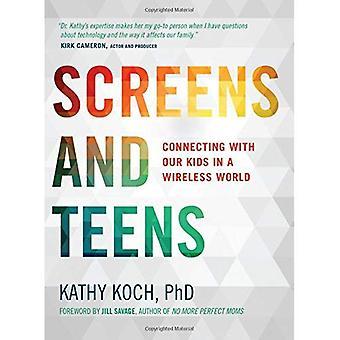 Écrans et ados: connexion avec nos enfants dans un monde sans fil