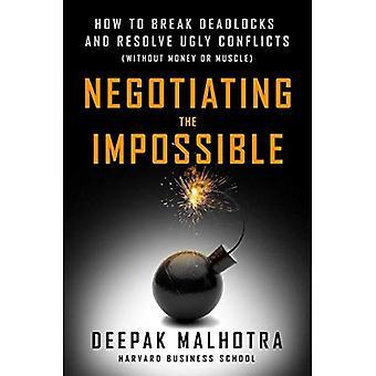Förhandlingarna om det omöjliga