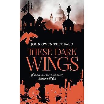 Queste ali scure (Ravenmaster Trilogy)