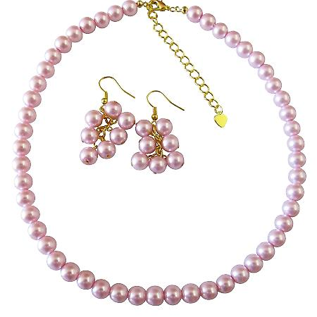 Customize Your Pearls Jewelry In Gold Chain Pearls Pearls Necklce Set
