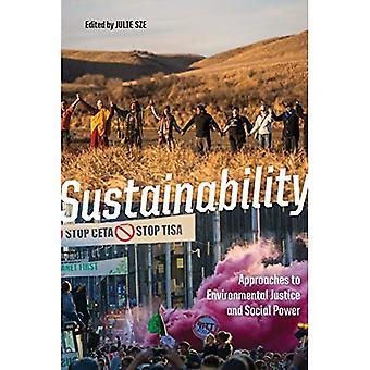 Kestävyys: Lähestymistapoja ympäristövaikutusten oikeudenmukaisuutta ja yhteiskunnallista valtaa