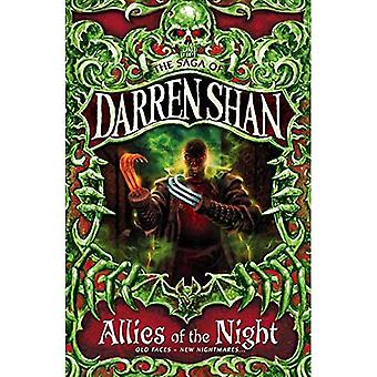 Allies of the Night (Saga of Darren Shan)