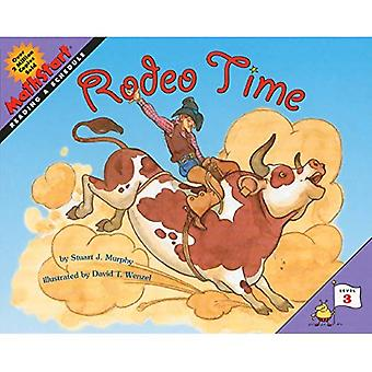 Rodeo Time: 3 (Mathstart: Level 3 (HarperCollins Paperback))