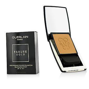 Guerlain Parure Gold Rejuvenating Gold Radiance Powder Foundation Spf 15 - # 05 Beige Fonce - 10g/0.35oz