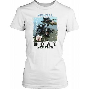 SBS - speciale boot Service in Water dames T Shirt