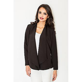 FIGL ladies jacket black