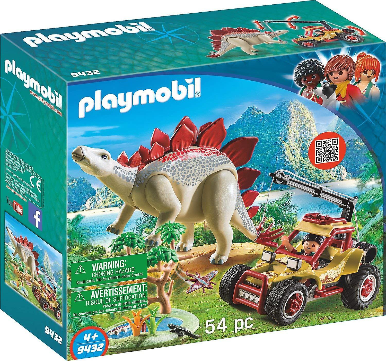 PLAYMOBIL 9434 Quad avec Triceratops jouet jeu