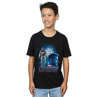 Marvel Boys Avengers Endgame Thor Team Suit T-Shirt