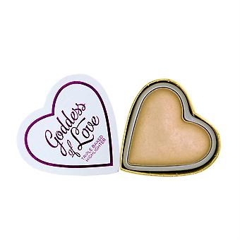 Makeup Revolution I Heart Revolution-Goddess of Love Highlighter