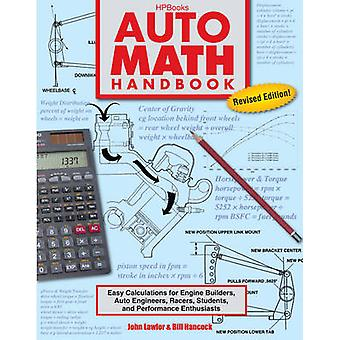 Auto Math Handbook - Easy Calculations for Engine Builders - Auto Engi
