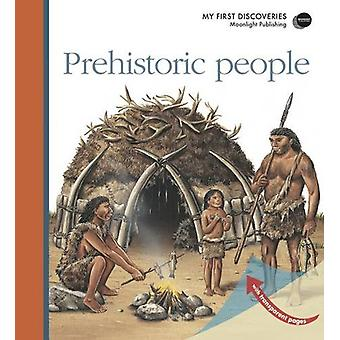 Prehistoric People by Jean-Philippe Chabot - 9781851034529 Book