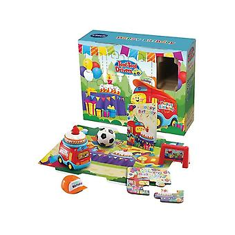 Vtech Toys Toot-Toot Drivers Countdown To Birthday Calendar Includes Fun Play