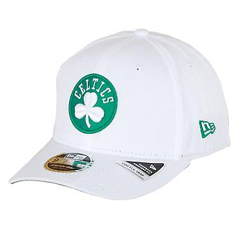 New Era Stretch Snapback 9Fifty Cap ~ Boston Celtics
