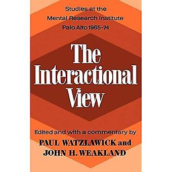 Het interactief oog: studies aan het Mental Research Institute Palo Alto 1965-74