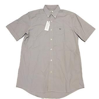 ラコステ メンズ半袖シャツ CH0042-1 GB